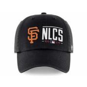 San Francisco Giants 47 Brand Black 2014 Postseason NLCS Adjustable Hat Cap