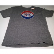 Brooklyn NY Nets Adidas Short Sleeve TSHIRT Size L