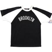 Brooklyn Nets Majestic E-Systems Performance T SHIRT Youth Size M