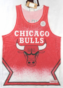 Chicago Bulls Mitchell & Ness Sleeveless Tank Top Size L