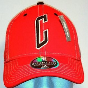 Chicago Bulls Fitmax 7.0 Official Flex Fitted Cap Climalite 2014 Practise S/M