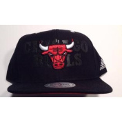 Chicago Bulls ADIDAS Draught Cap Buckle Closure Cap Youth
