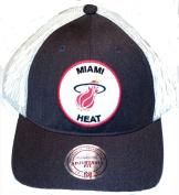 Miami Heat Mitchell and Ness Snapback Cap