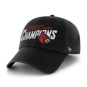 Louisville Cardinals 2013 National Champs '47 Brand Black Adjustable Hat Cap