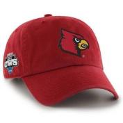Louisville Cardinals 47 Brand 2014 College World Series CWS Adjustable Hat Cap