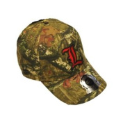 Louisville Cardinals OC Sports Mossy Oak Camo Adjustable Hat Cap