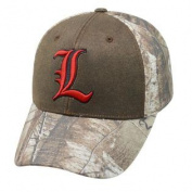 Louisville Cardinals Hat Realtree Camo Habitat Cap