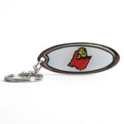 Louisville Key Chain - Chrome