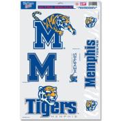 Memphis Tigers Ultra Decal - 28cm X 43cm