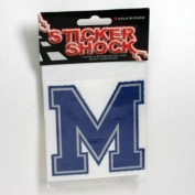 "Memphis Tigers ""m"" Decal"