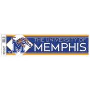 Memphis Tigers Bumper Sticker