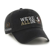 Florida State Seminoles 47 Brand 2015 College Playoff We're All In Adj Hat Cap