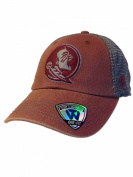 Florida State Seminoles TOW Red Grey Mortar Mesh Backed Flexfit Slouch Hat Cap