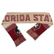 Florida State University FSU Seminoles Forever Collectibles Unisex Reversible Split Logo Scarf