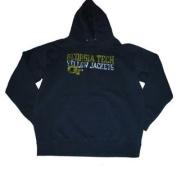 Georgia Tech Yellow Jackets Step Ahead Navy Blue LS Hoodie Sweatshirt