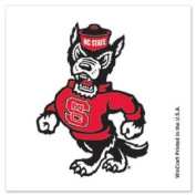 North Carolina State Wolfpack Temporary Tattoo - 4 Pack
