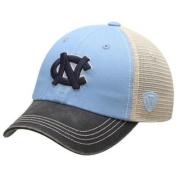 North Carolina Tar Heels TOW Youth Rookie Tri-Tone Offroad Adjust Snap Hat Cap