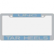 North Carolina Tar Heels Metal Inlaid Acrylic Licence Plate Frame