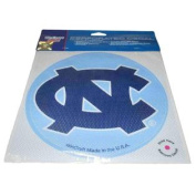 North Carolina Tar Heels WinCraft Blue Removable Adhesive Perforated Decal