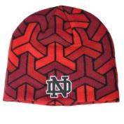 Notre Dame Fighting Irish Under Armour Red Signal Caller ColdGear Hat Cap Beanie