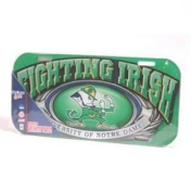 Notre Dame Fighting Irish High Definition Licence Plate
