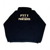 Pittsburgh Panthers Athletic Dept Step Ahead Navy Hoodie Sweatshirt
