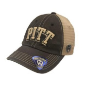 Pitt Panthers TOW Navy Grey Offroad Adjustable Snapback Mesh Hat Cap