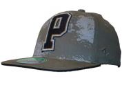 Pittsburgh Panthers Zephyr Epicentre Dark Grey Navy Flexfit Hat Cap