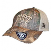 Pittsburgh Panthers TOW Camo Mesh Prey Adjustable Snapback Hat Cap