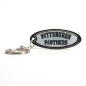 Pittsburgh Panthers Key Chain - Chrome