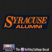 Syracuse Orangemen Decal - Syracuse Orangemen Over Alumni