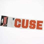 Syracuse Orangemen 'cuse Decal