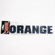 "Syracuse Orangemen ""orange"" Decal"