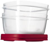 Rubbermaid 1777179 Easy Find Lid Value Pack, 9-Cup