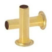 GS 3-10 Brass Eyelets 10,000 pcs