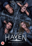 Haven: Season 5 - Volume 2 [Region 2]