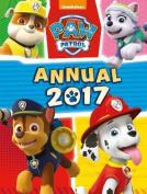 Nickelodeon PAW Patrol Annual 2017
