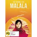 He Named Me Malala DVD  [Region 4]