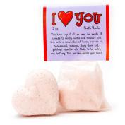 I Heart You Bath Bomb