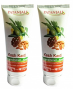 Patanjali Kesh Kanti Hair Conditioner Almond 100gm (Pack of 2) - Pamherbal®