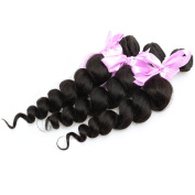 Malaysian Loose Wave Hair 18 20 60cm 100g Per Piece Virgin Human Hair for Beauty Pack of 3Pcs