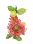 Bridal and Decorative Artificial Flower Piece 7611