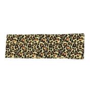 AutumnFall® Yoga Elastic Leopard Turban Hair Band Headband