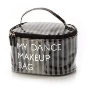 Yofi Cosmetics My Dance Makeup Bag | Large-Grey