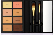 8 Concealer Colours Profusion Trendsetter Conceal Palette
