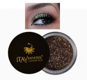 Itay Mineral Cosmetics Glitter Golden Brown Eye Shadows 6 Gramme