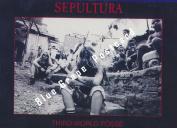postcard SEPULTURA [POSTCARD]