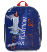 Thunderbirds Children's Backpack, 30 cm, 4 Litres, Blue