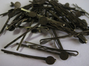 š 100 pieces š hairpin antique bronze handmade production production for metal fittings handmade parts metal parts accessories