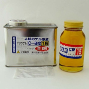 Gel stock hardness 15 600g of human skin